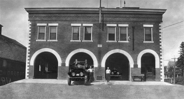 fire station1925